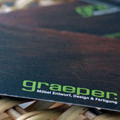 Graeper Design // Visitenkarten